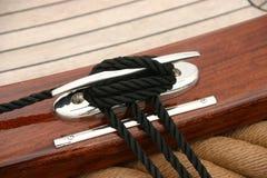łódkowaty cleat Zdjęcie Stock