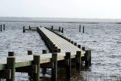 Łódkowaty dok Zdjęcie Stock