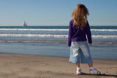 łódkowaty dzieciak Zdjęcie Stock