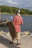 łódkowaty festiwal dziejowi Vikings Zdjęcia Stock