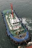 łódkowaty holownik Fotografia Royalty Free