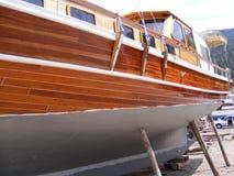 łódkowaty jard Obrazy Royalty Free