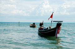 łódkowaty longtail Zdjęcie Stock