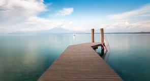 Łódkowaty most zdjęcie stock