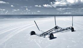 łódkowaty pojazd fotografia stock