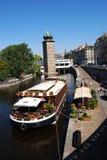 łódkowaty Prague Obrazy Royalty Free