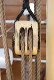 Łódkowaty pulley Zdjęcie Stock