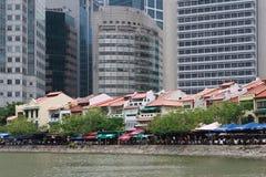 Łódkowaty Quay Fotografia Stock
