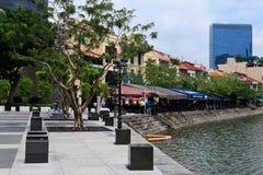 Łódkowaty Quay Zdjęcia Stock