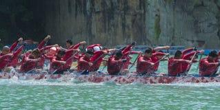 łódkowaty smoka Zdjęcie Royalty Free