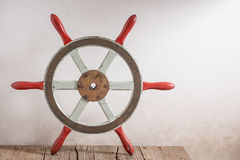 Łódkowaty sterowanie Obrazy Stock