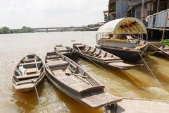 łódkowaty tajlandzki tradycyjny Zdjęcie Royalty Free