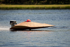 łódkowaty target1084_0_ Fotografia Stock