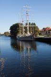 łódkowaty target1139_1_ meridianas Obraz Royalty Free