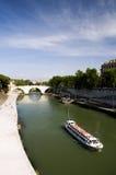 łódkowaty turysta Zdjęcia Royalty Free