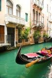 łódkowaty Venice Zdjęcia Royalty Free