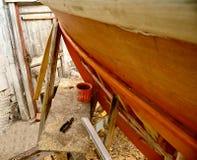 Łódkowaty warsztat Zdjęcie Stock