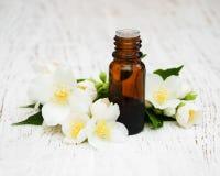 Óleo da massagem Fotografia de Stock Royalty Free