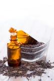 Óleo essencial do aroma Fotografia de Stock