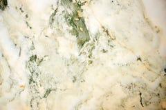 Ónix de mármol aligerado de las rebanadas Imagen horizontal Colores verdes calientes Cierre hermoso encima del fondo fotografía de archivo libre de regalías