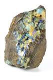 Ópalo de Boulder Imagen de archivo libre de regalías