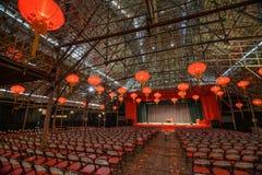 Ópera cantonês Fotografia de Stock