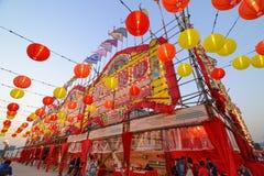Ópera cantonês Fotos de Stock