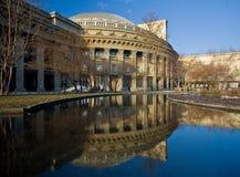 Ópera-casa Imagen de archivo libre de regalías
