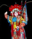 Ópera china foto de archivo libre de regalías
