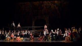 Ópera clásica Carmen metrajes
