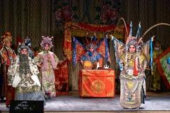 Ópera de Beijing Imagens de Stock