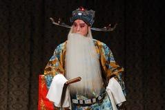 Ópera de Beijing Foto de Stock