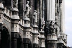 Ópera de Budapest fotos de stock royalty free