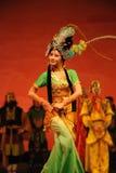 Ópera de China Fotografia de Stock