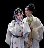 Ópera de Kunqu Fotos de archivo