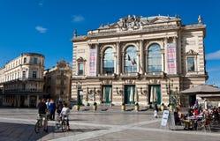 Ópera de nacional Montpellier Fotografía de archivo