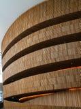 Ópera de Oslo, el auditorio principal Fotografía de archivo libre de regalías