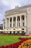A ópera de Riga Imagem de Stock