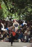 Ópera de Tibetn Foto de Stock