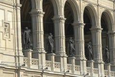 Ópera de Viena fotografia de stock royalty free