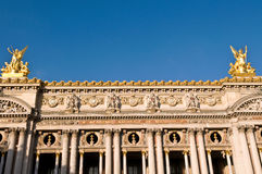 Ópera em Paris Fotos de Stock Royalty Free