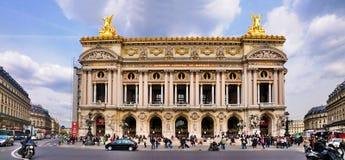 Ópera em Paris, France fotografia de stock