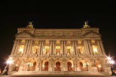Ópera en París Fotografía de archivo libre de regalías