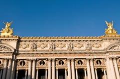 Ópera en París Fotos de archivo libres de regalías