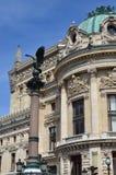 Ópera en París (Francia) Imágenes de archivo libres de regalías