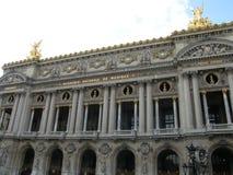 Ópera Garnier en París Foto de archivo libre de regalías