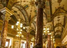 Ópera húngara Budapest del estado Fotografía de archivo libre de regalías