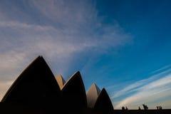 Ópera House Foto de archivo