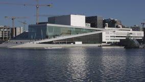 Ópera Oslo almacen de video