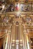A ópera ou o palácio Garnier. Paris, France. imagem de stock